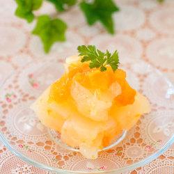 コラボジャム マンゴー、オレンジ&レモン